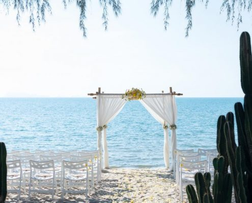 simple-style-wedding-arch-and-decoration-venue-setup-on-tropic