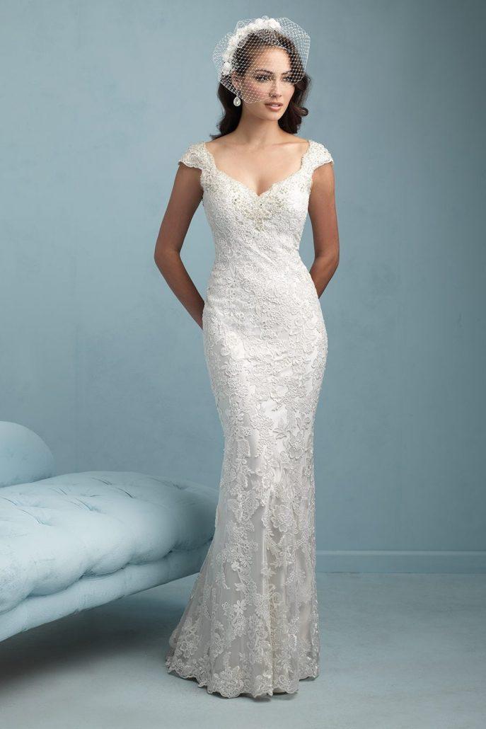 Comfortable Wedding Dress