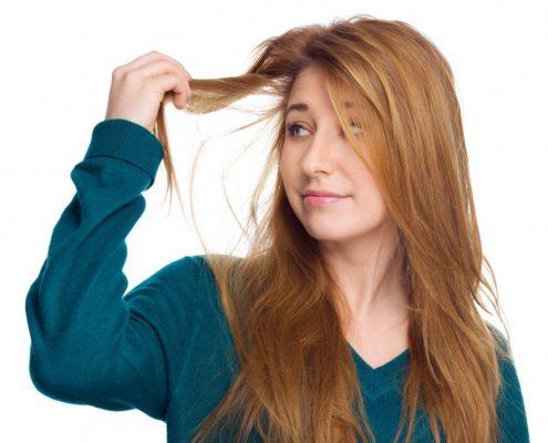 damage hair