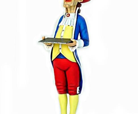 Chef Statues