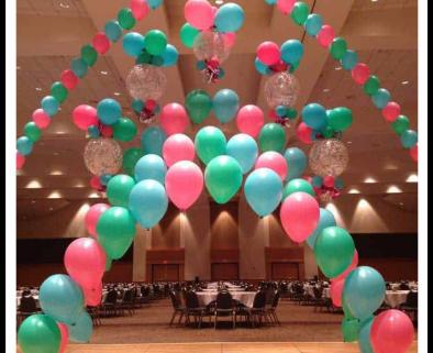 balloon-entrance