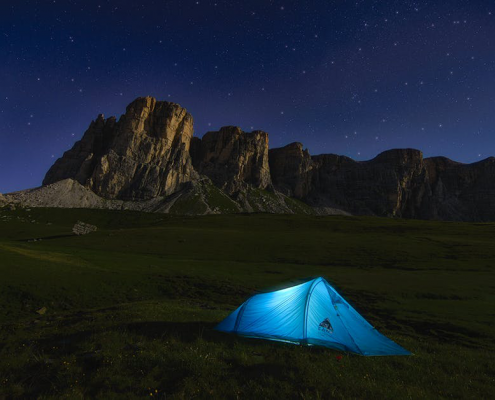Choose the Perfect Campsite