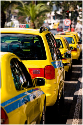 taxi travel