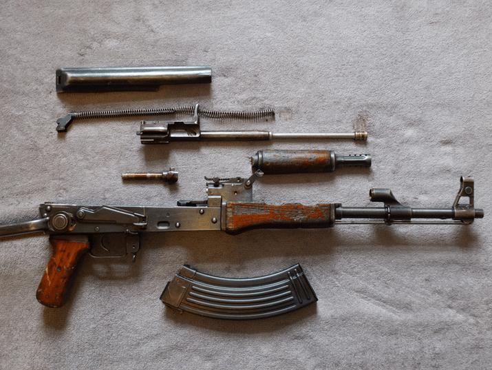 gun rifle
