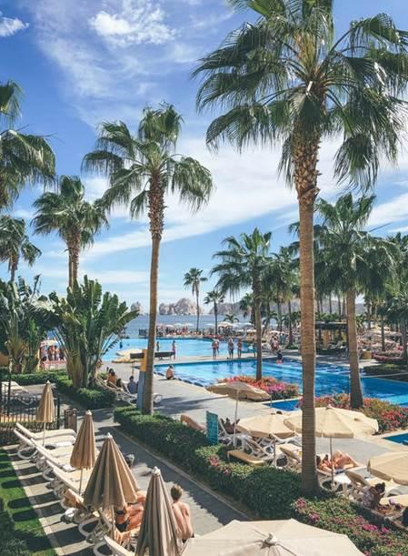 Resort in Cabo.
