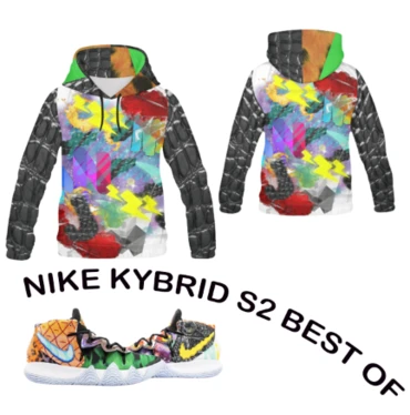 Nike Hybrid hoodie and shoes by PurittyAt Heart Kreations