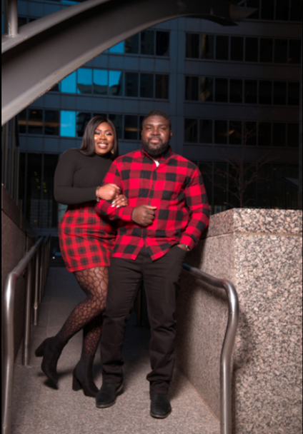 Couple photo captured by a pre-wedding photographer