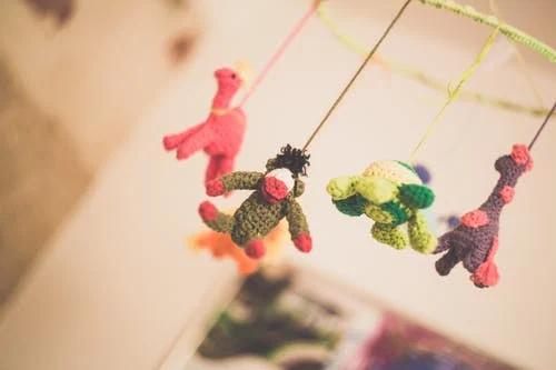 yarn toys