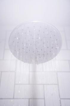 A low-flow showerhead