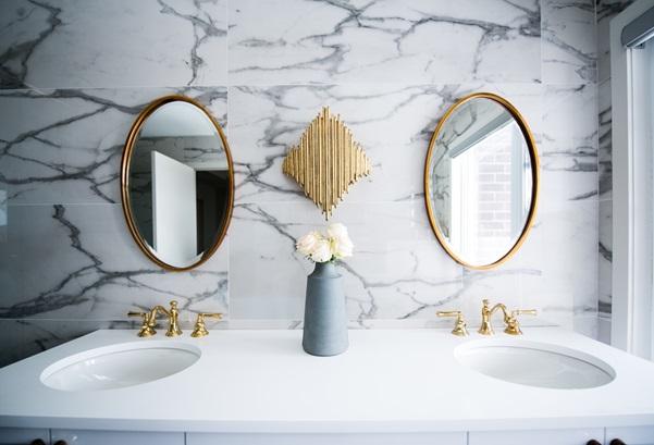 A new vanity sink