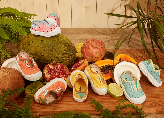 Assortment to kids fashion shoes by Hola Shoes
