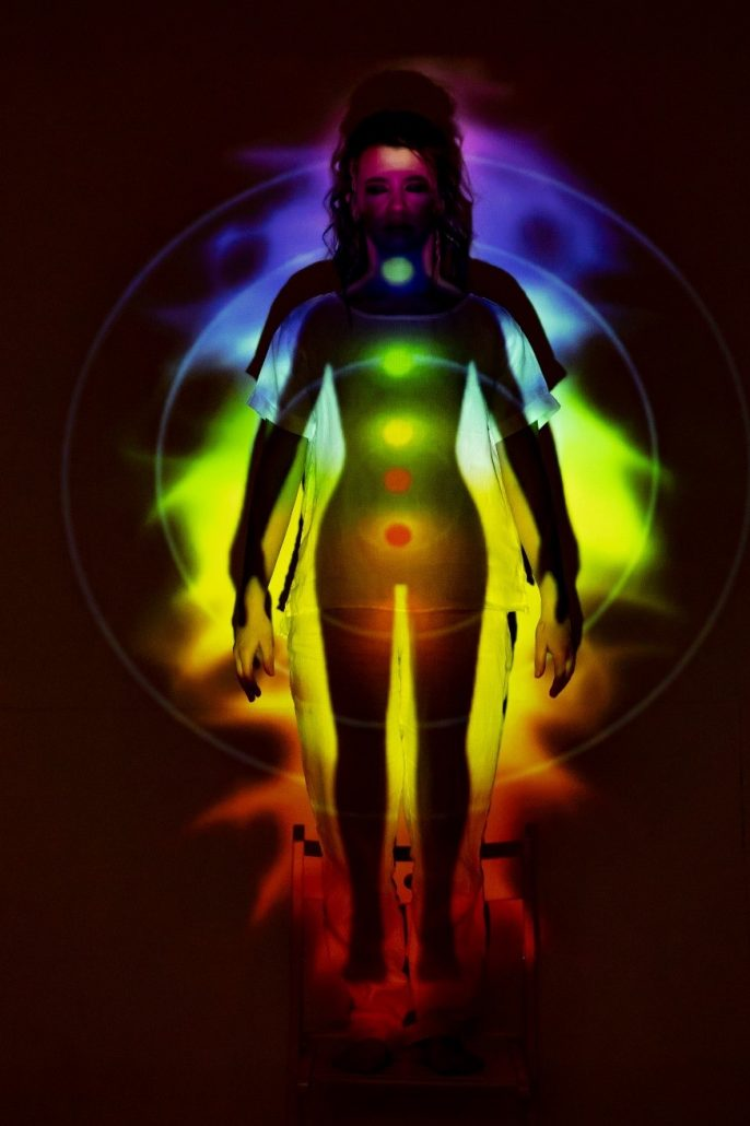 The concept of the chakra